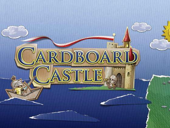картинка к игре Cardboard Castle