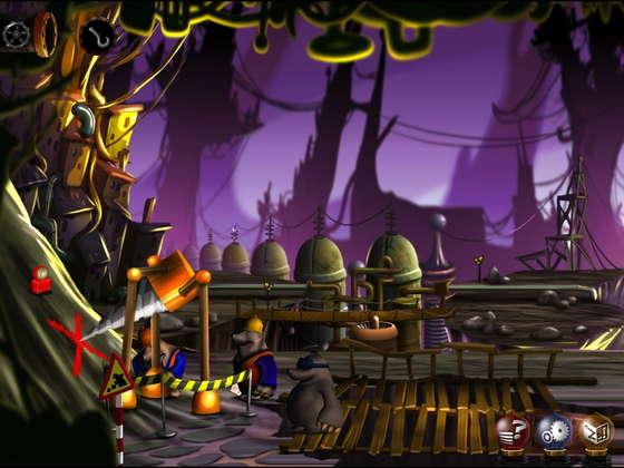скриншот игры City of Secrets
