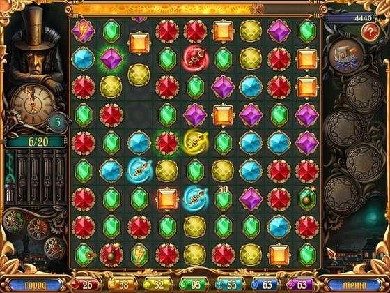 скриншот игры Old Clockmaker's Riddle