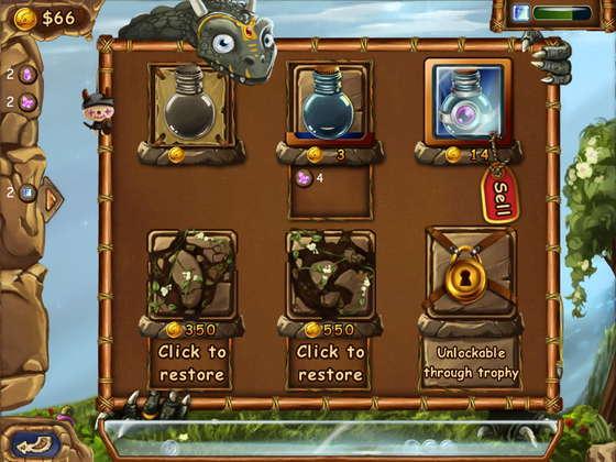 скриншот игры Dragon Keeper 2