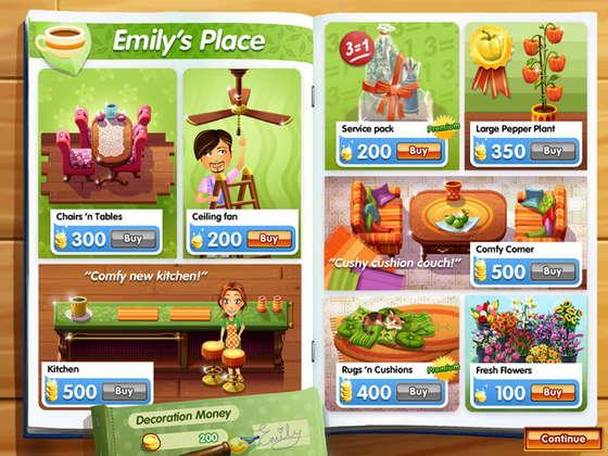 картинка к игре Delicious 7: Emily's True Love