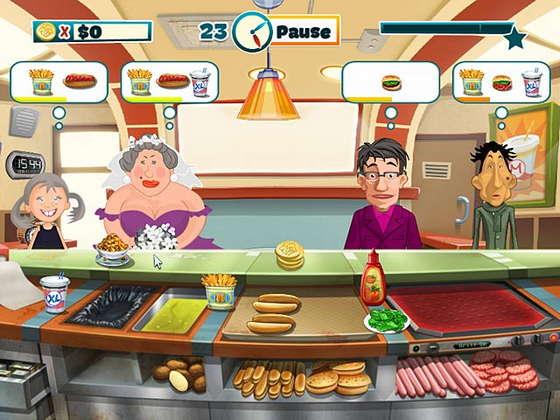 картинка к игре Happy Chef