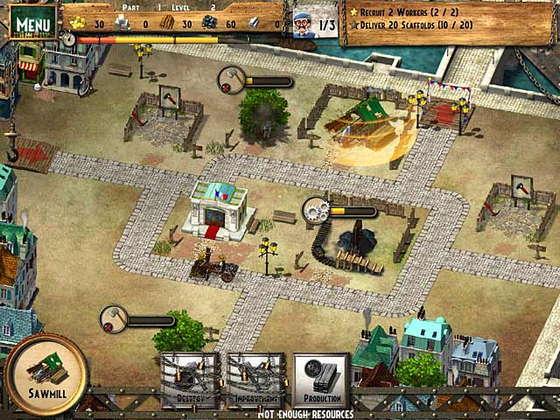 картинка к игре Monument Builder: Eiffel Tower