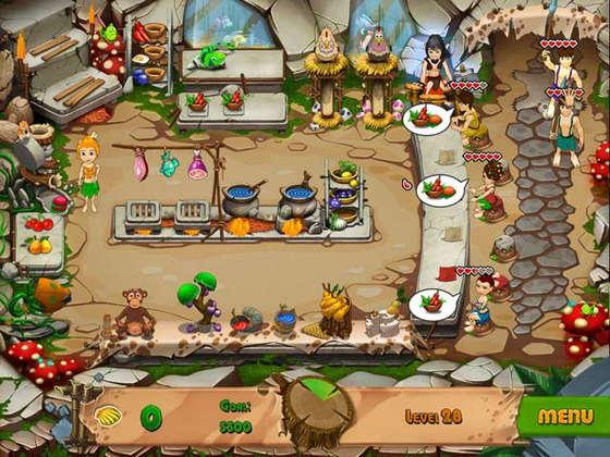 картинка к игре Stone Age Cafe