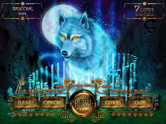 скриншот игры 7 Gates: The Path to Zamolxes