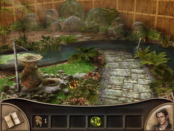 скриншот игры Аарон Крэйн. Картины оживают