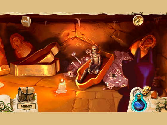 скриншот игры Исла Дорада. Эпизод 1. Пески Ефраниса