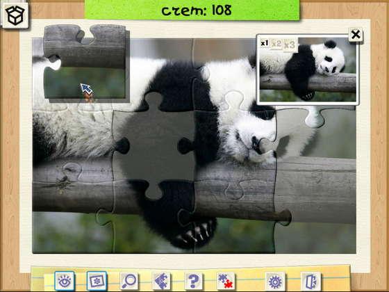 скриншот игры Пазл бум
