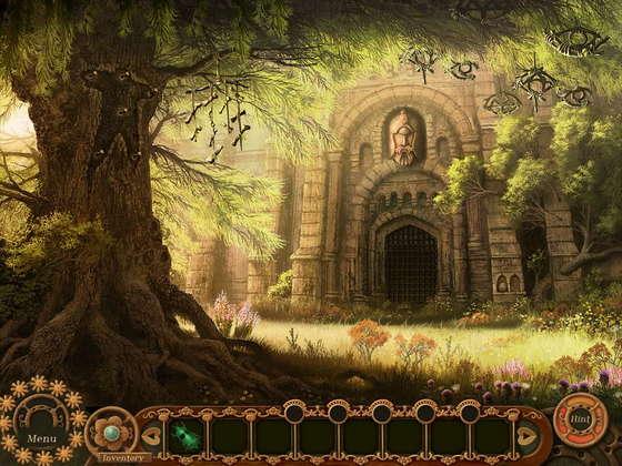 скриншот игры Margrave: The Blacksmith's Daughter