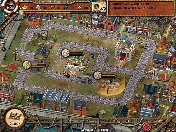 скриншот игры Monument Builders: Titanic
