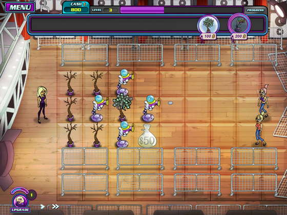 скриншот игры Shannon Tweed's: Attack of the Groupies