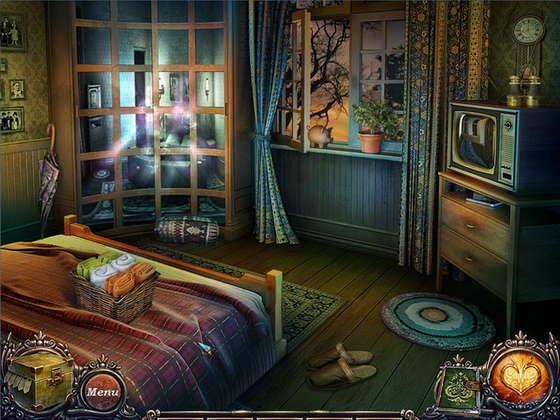 скриншот игры Vampire Saga 3: Break Out