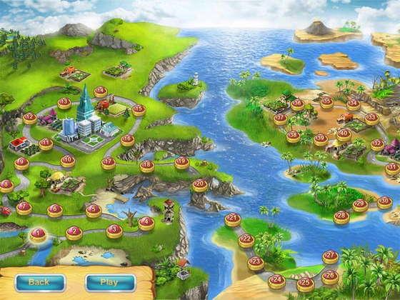 скриншот игры Weather Lord