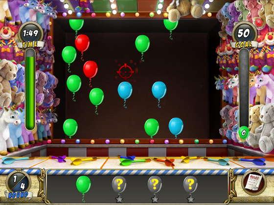 скриншот игры Amusement World!