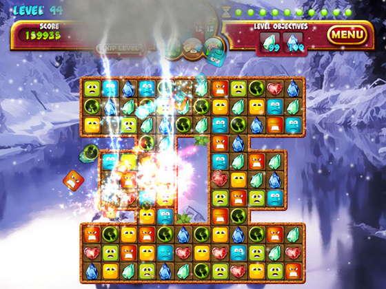 скриншот игры Disharmony Blocks