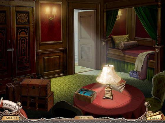 скриншот игры Инспектор Магнуссон. Убийство на Титанике