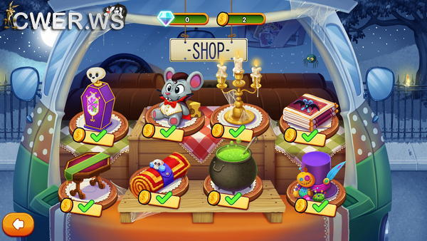 скриншот игры Delicious 17: Emily's Road Trip Collector's Edition