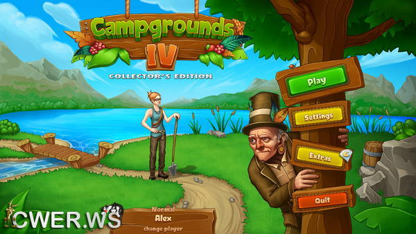 скриншот игры Campgrounds IV Collector's Edition
