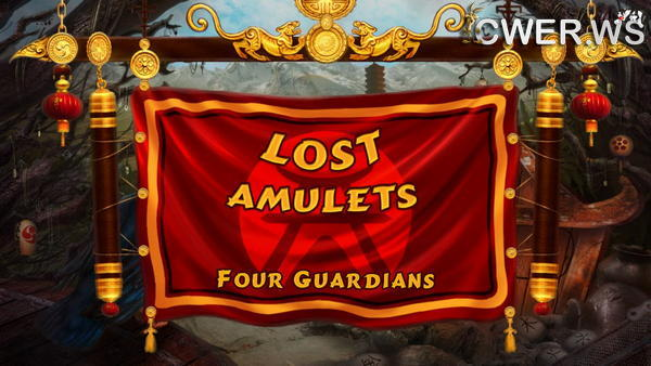 скриншот игры Lost Amulets 3: Four Guardians