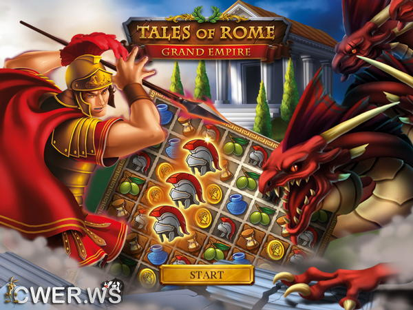 скриншот игры Tales of Rome: Grand Empire