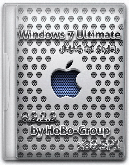 Windows 7 Ultimate SP1 by HoBo-Group v.3.1.3