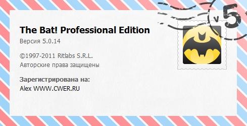 The Bat! 5.0.14 Professional Edition Final RePack + Portable