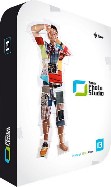 Zoner Photo Studio Free 13 build 7