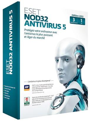 ESET NOD32 Antivirus 5.0.94.4 Final