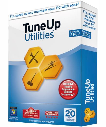 TuneUp Utilities 2012 Build 12.0.2030 Final (Repack)