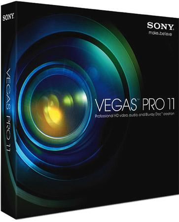 Sony Vegas Pro 11.0 Build 594/595 x64
