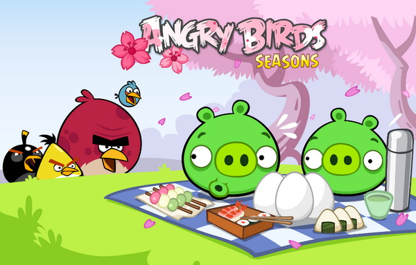 Angry Birds Seasons 2.3.0 + RePack (2012)