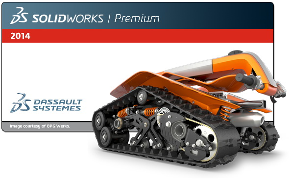 SolidWorks 2014 Premium Edition