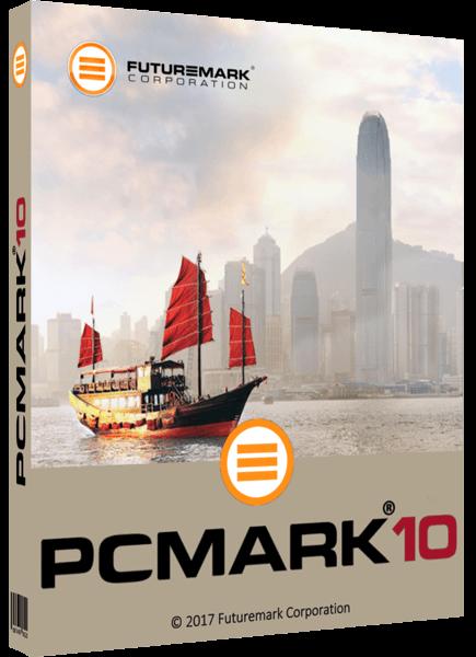 Futuremark PCMark 10 Professional
