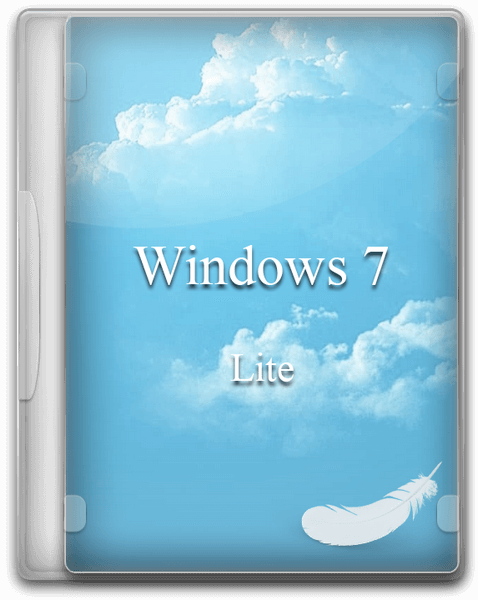 Windows 7 Lite SP1