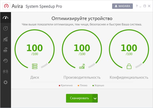 Avira System Speedup Pro 4