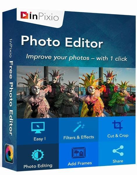 InPixio Photo Editor 9