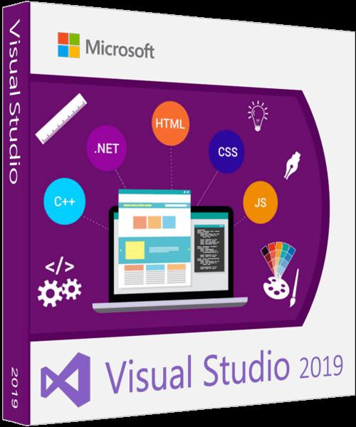 Microsoft Visual Studio 2019