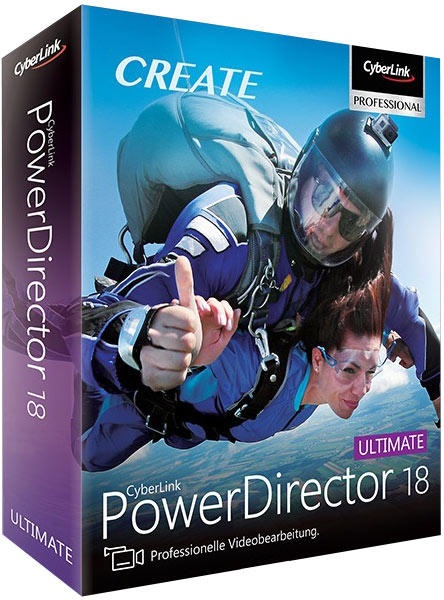 CyberLink PowerDirector Ultimate 18