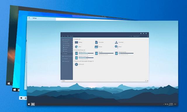 Все официальные темы Windows