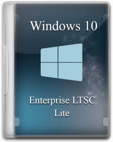 Microsoft Windows 10 Enterprise 2019 LTSC Lite