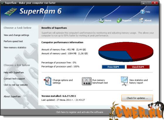 PGWare SuperRam 6.6.27.2011