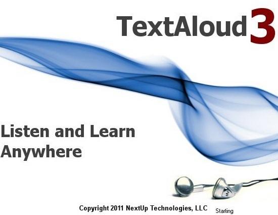 Portable NextUp TextAloud 3.0.27