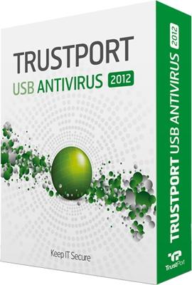 TrustPort USB Antivirus 2012 free download