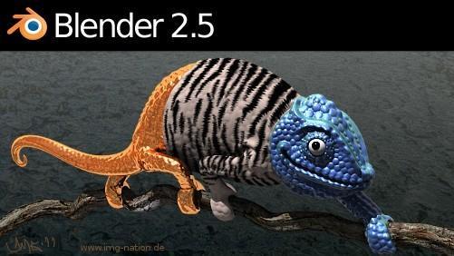 Portable Blender 2.58 Final