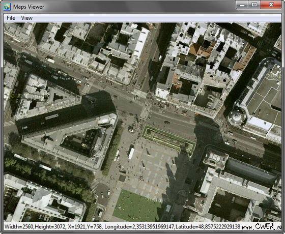 Universal Maps Downloader 6.75