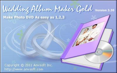 Portable Wedding Album Maker Gold 3.30