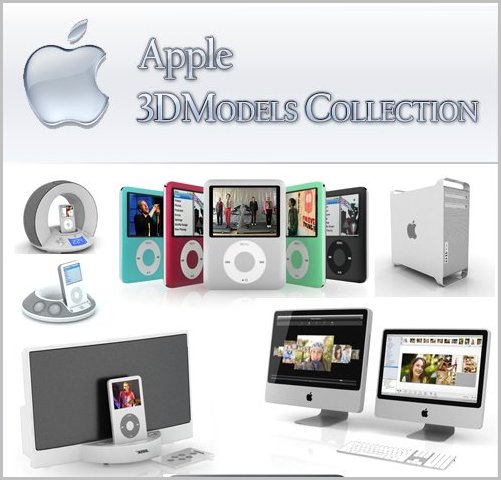 Apple Models Collection