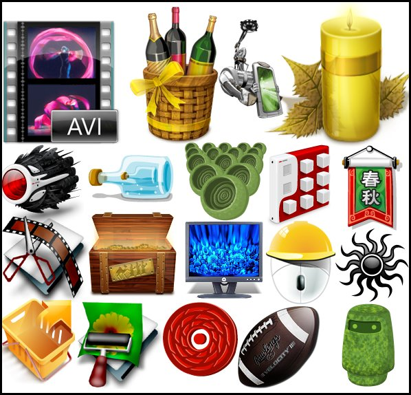 Emtech Icons Pack
