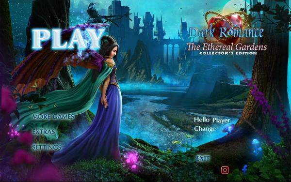 Dark Romance 11: The Ethereal Gardens Collectors Edition