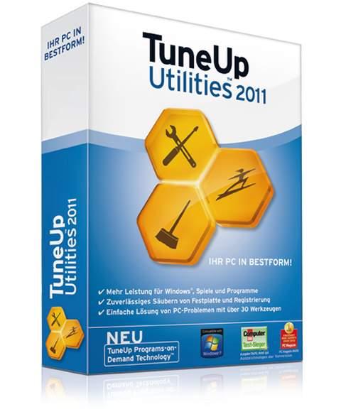 TuneUp Utilities 2011 Build 10.0.4310.27 + Rus